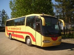 Rautalammin Auto Oy bussi4