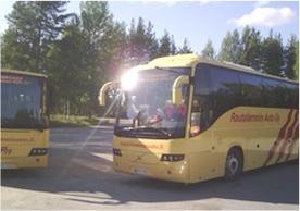 Rautalammin Auto Oy 50-paikkainen Scania